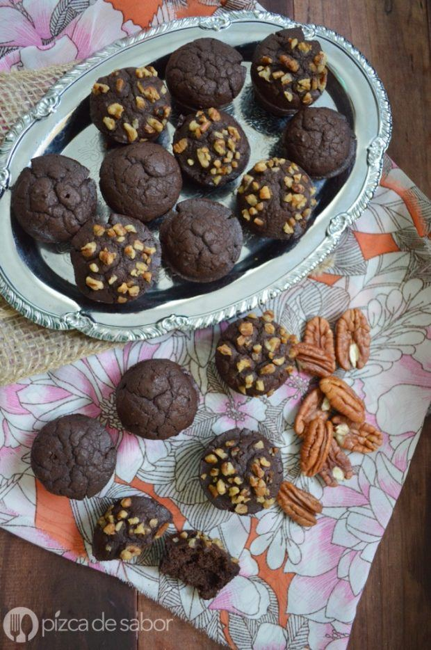 Ricos y saludables brownies