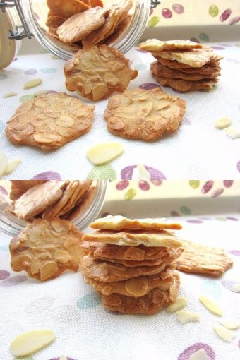 GALLETITAS DE ALMENDRA CHINAS