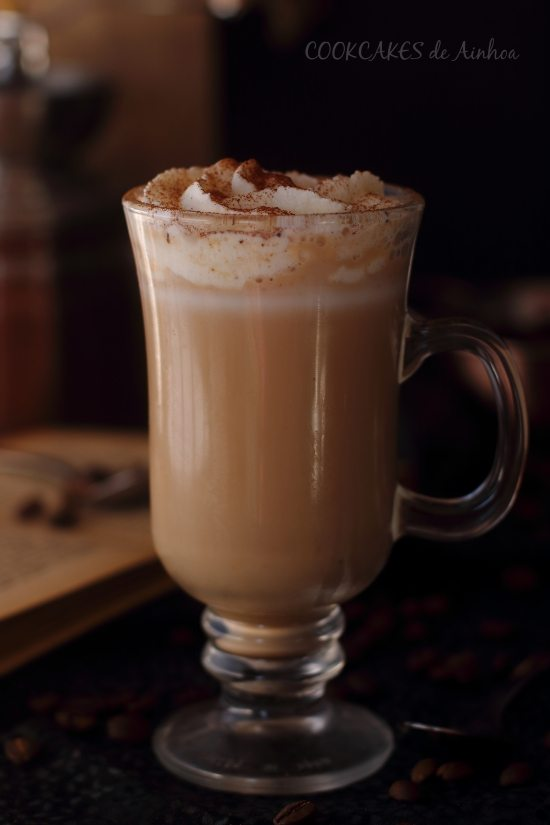 Suave Toffee nut latte